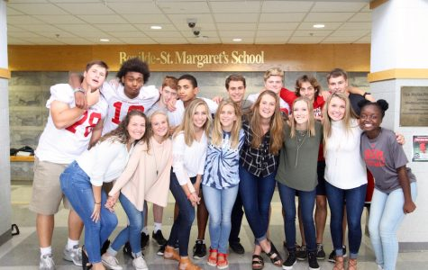 BSM seniors on the Homecoming Court announced