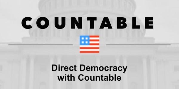 Countable is an app that lets users know more about the politicians who represent them.