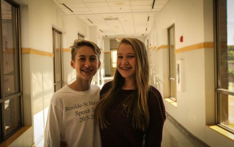 Walker and Faith Niebergall