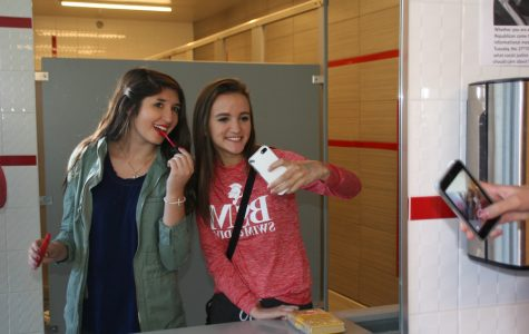 What really happens in the girls bathroom?