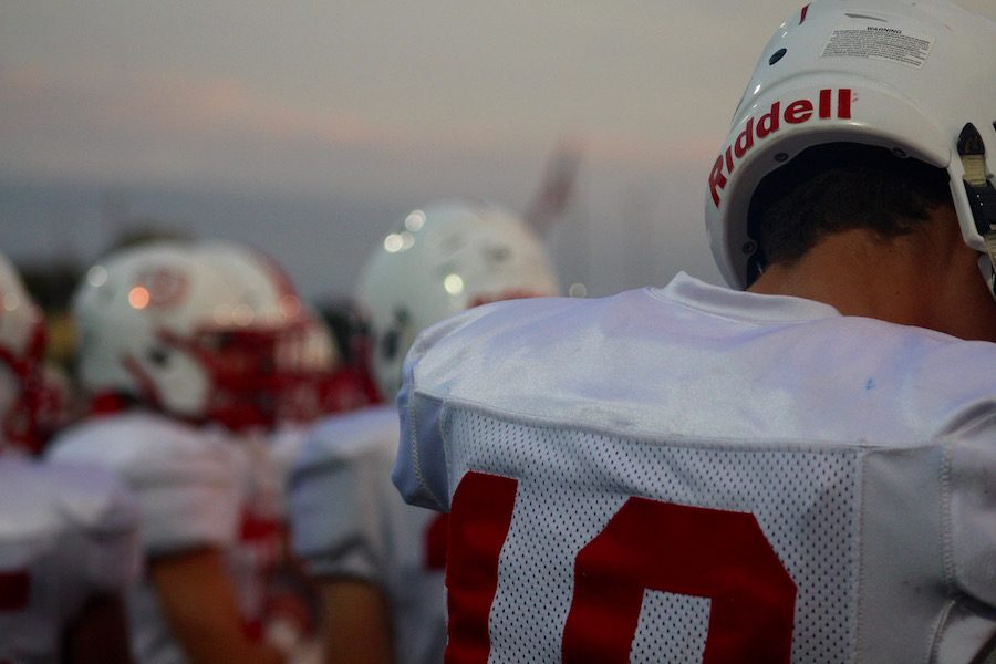 The football team is ready to kick off Section 5AAAA as they hope for a win against Richfield.