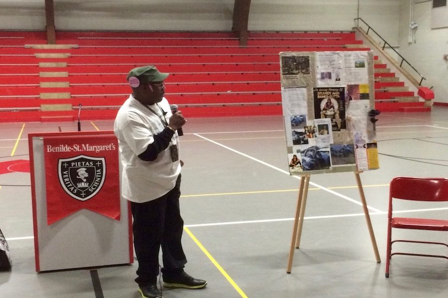 Speakers on distracted driving shared their personal stories on how the issues have impacted their lives.
