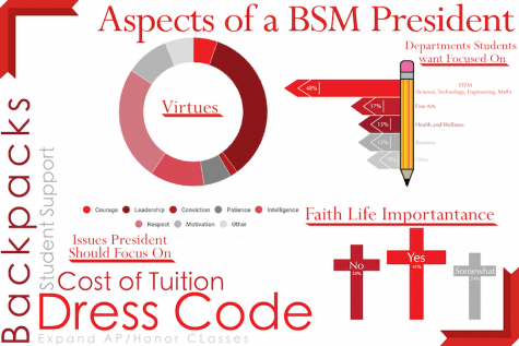 BSM's presidential search continues