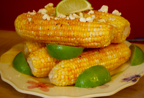 Mexican street corn is a perfect new recipe to try this Thanksgiving.