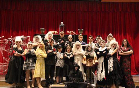 """The Addams Family"" receives Spotlight Awards"