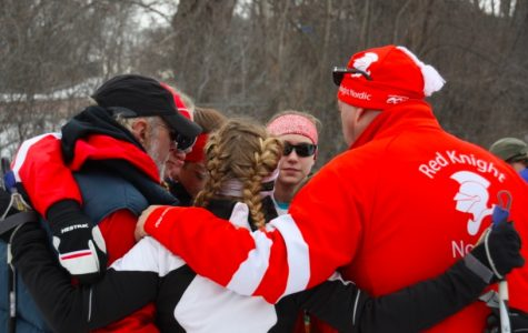 Nordic ski team relies on individual preparation in order to have team success