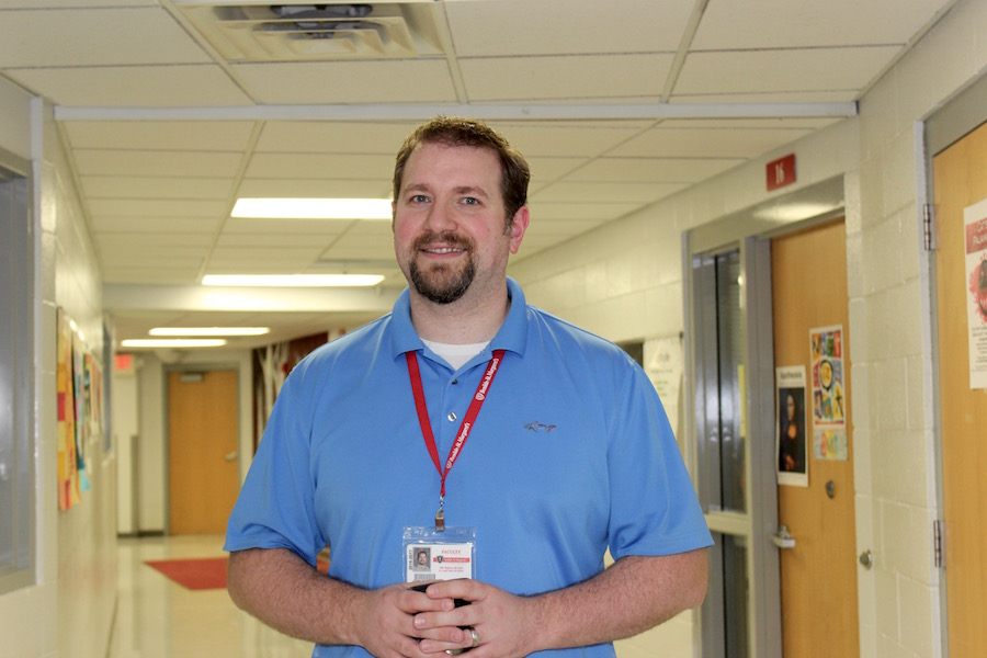 Mr. Sabol manages BPA at BSM, and is bringing students for the third year to the annual competition.