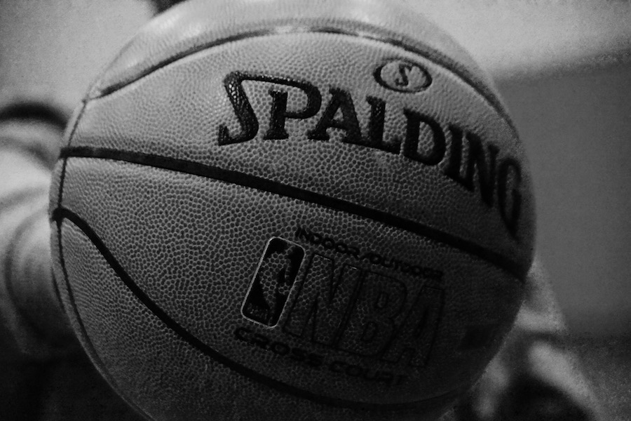 This is a basketball. That is the ball used in most games of basketball and IBA.