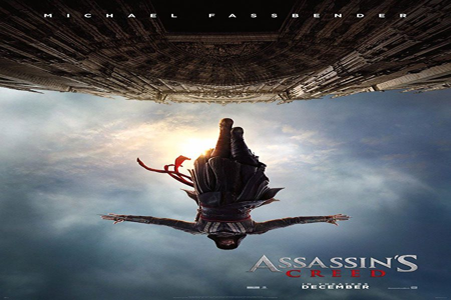 Assassin S Creed Movie Brings Video Games To The Big