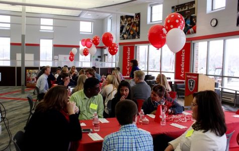 BSM celebrates student achievers from local Catholic schools with luncheon