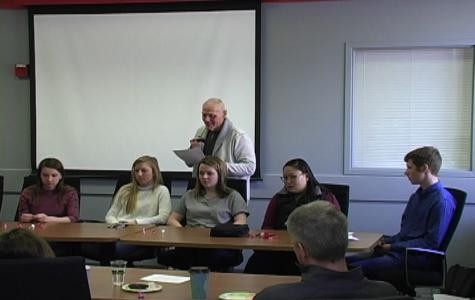 Parent Association sponsors panel about students' faith lives