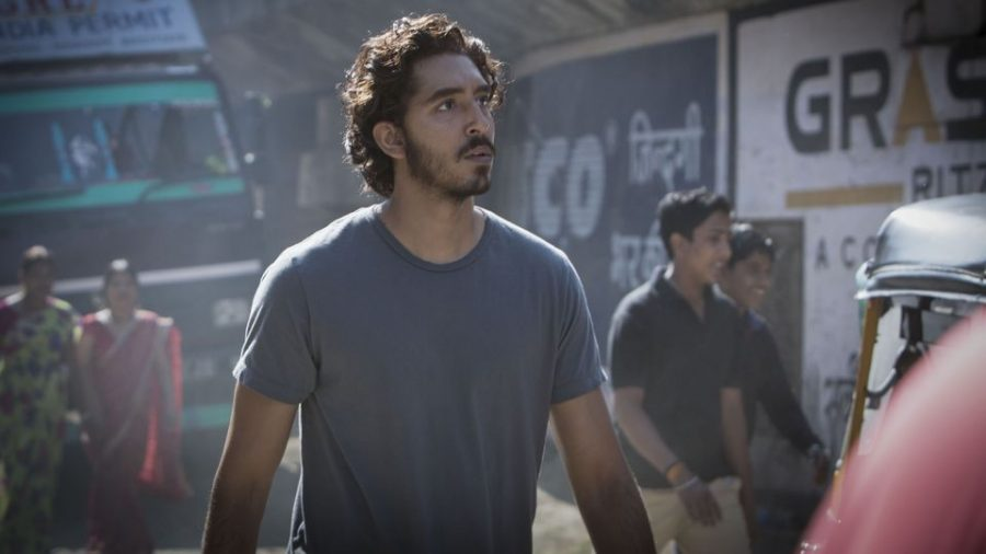 Dev Patel plays Saroo, who grieves the loss of his birth family, while still loving the opportunities and love he has been granted in his life.