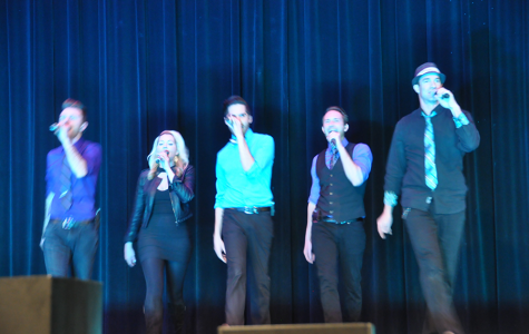 Visiting a cappella group raises funds for BSM choir department