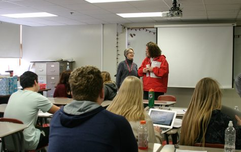 Teachers instructing a class together opens doors for students