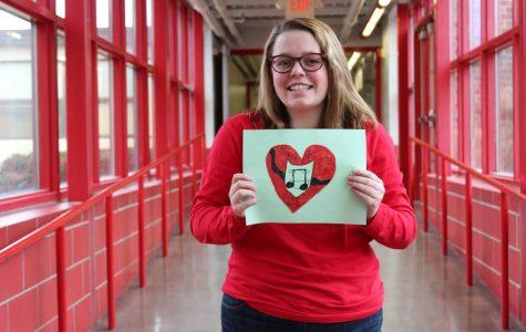 BSM senior nominated for Minnesota's Heart of the Arts award