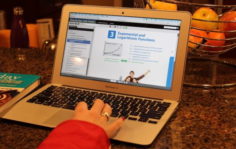 Electronic devices are changing the way students learn in the classroom