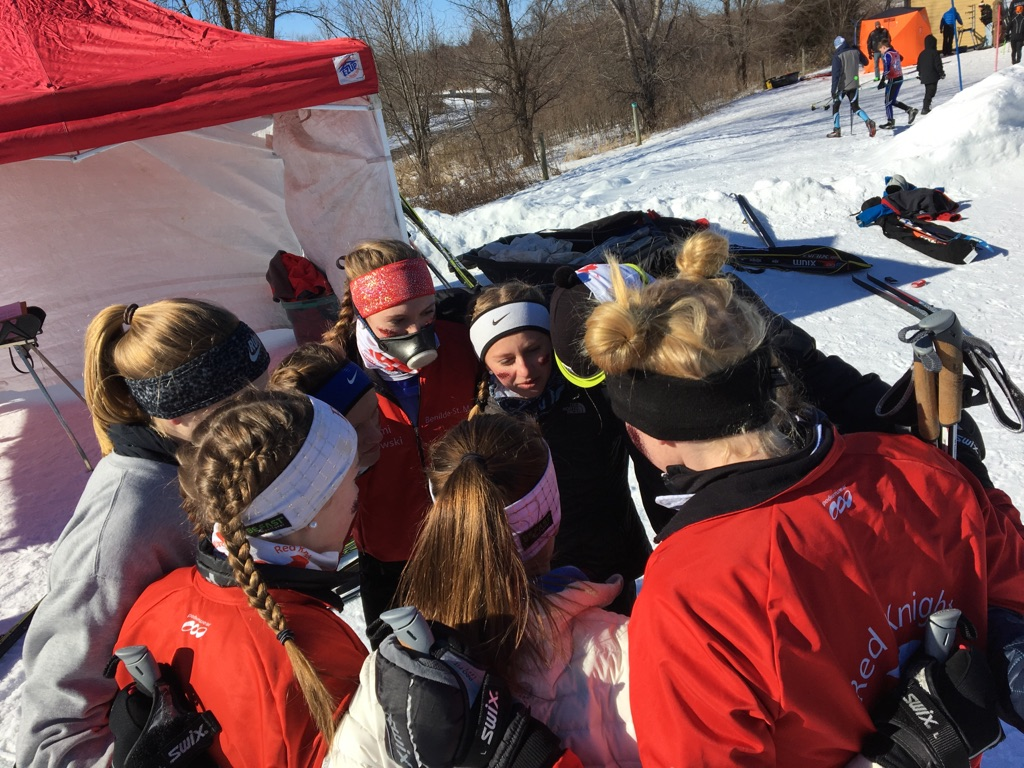 Freshman girls' Nordic skier Charlie Brown finished 18th in 5K and 22nd in Pursuit; sophomore boys' Nordic skier Keelan Gorman finished 40th and 41st in 5K and Pursuit, respectively.