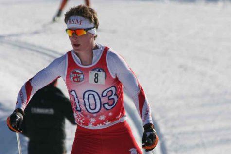 Brown finishes in Top 25 for 5K and Pursuit at Nordic ski State; Gorman also finishes in Top 45 for each event