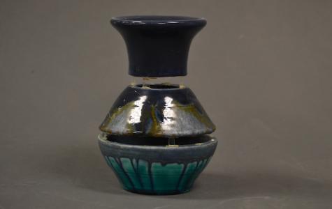 Maya Berg pursues passion in pottery