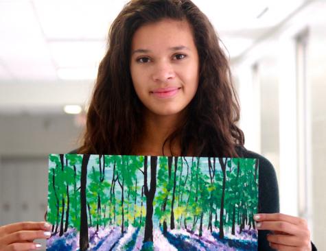 BSM student artists profiles