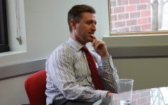 Dr. Adam Ehrmantraut returned to BSM this February as the new school President. He sat down with the Knight
