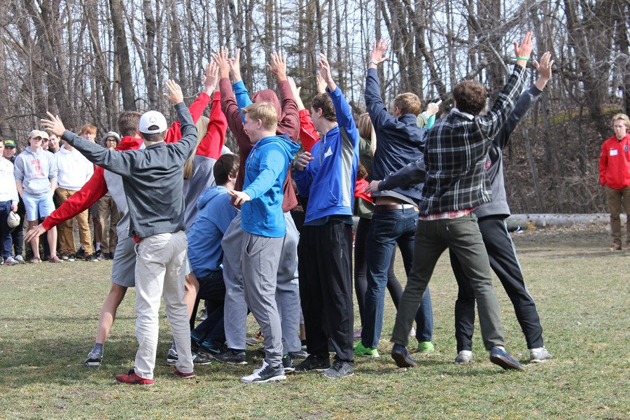 Traditionally BSMs senior class has been offered two overnight retreats. With the discontinuation of overnight retreats, BSM held its first senior day retreat at Camp Iduhapi.