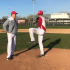 Father and son look to savor their last season on baseball team together