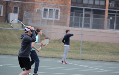 BSM boys' tennis aims for State appearance this year