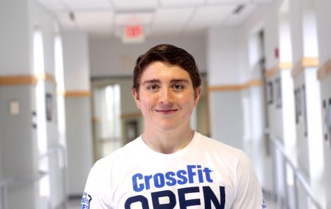 Senior trains with CrossFit