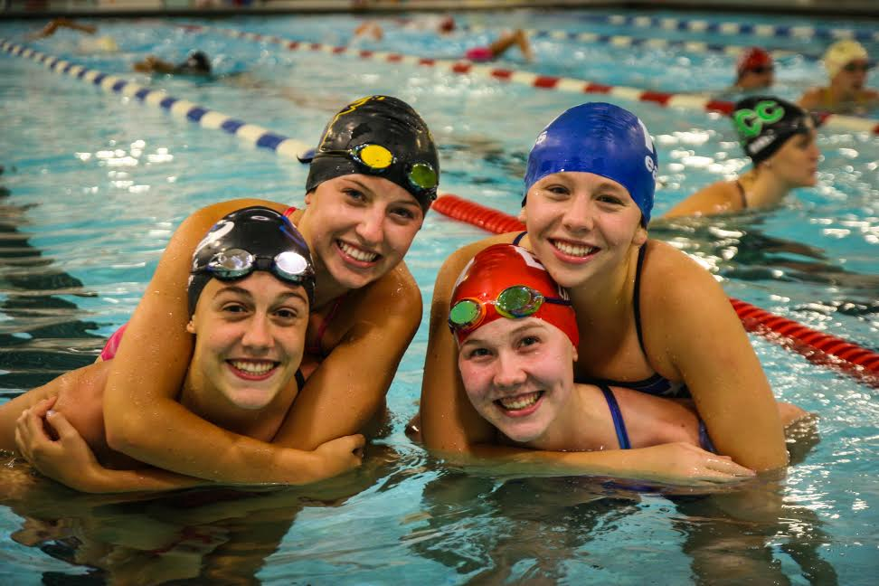 Girl%E2%80%99s+swim+sent++five+swimmers+to+state+this+year+and+the+team+placed++fifteenth+overall+in+the+state.