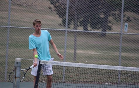 BSM boys' tennis prepares for Section Tournament