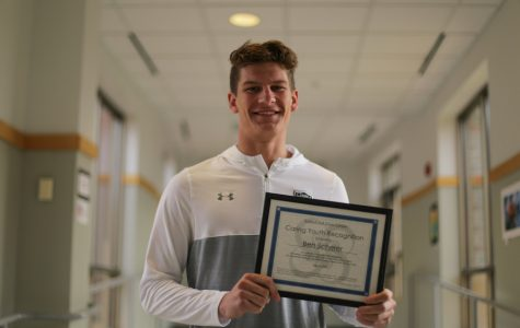BSM senior wins Caring Youth Award