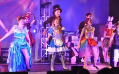 Recent awards honor BSM's spring musical, Wonderland: Alice's Rock and Roll Adventure.