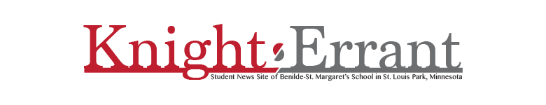 The student news site of Benilde-St. Margaret's School in St. Louis Park, MN