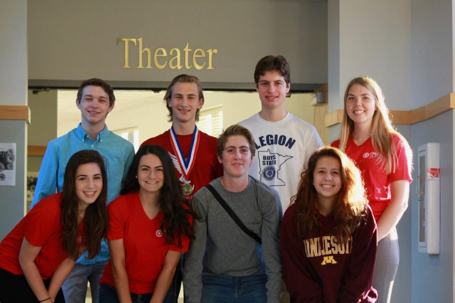 Seniors who attended Boys and Girls State programs reflect on their experience
