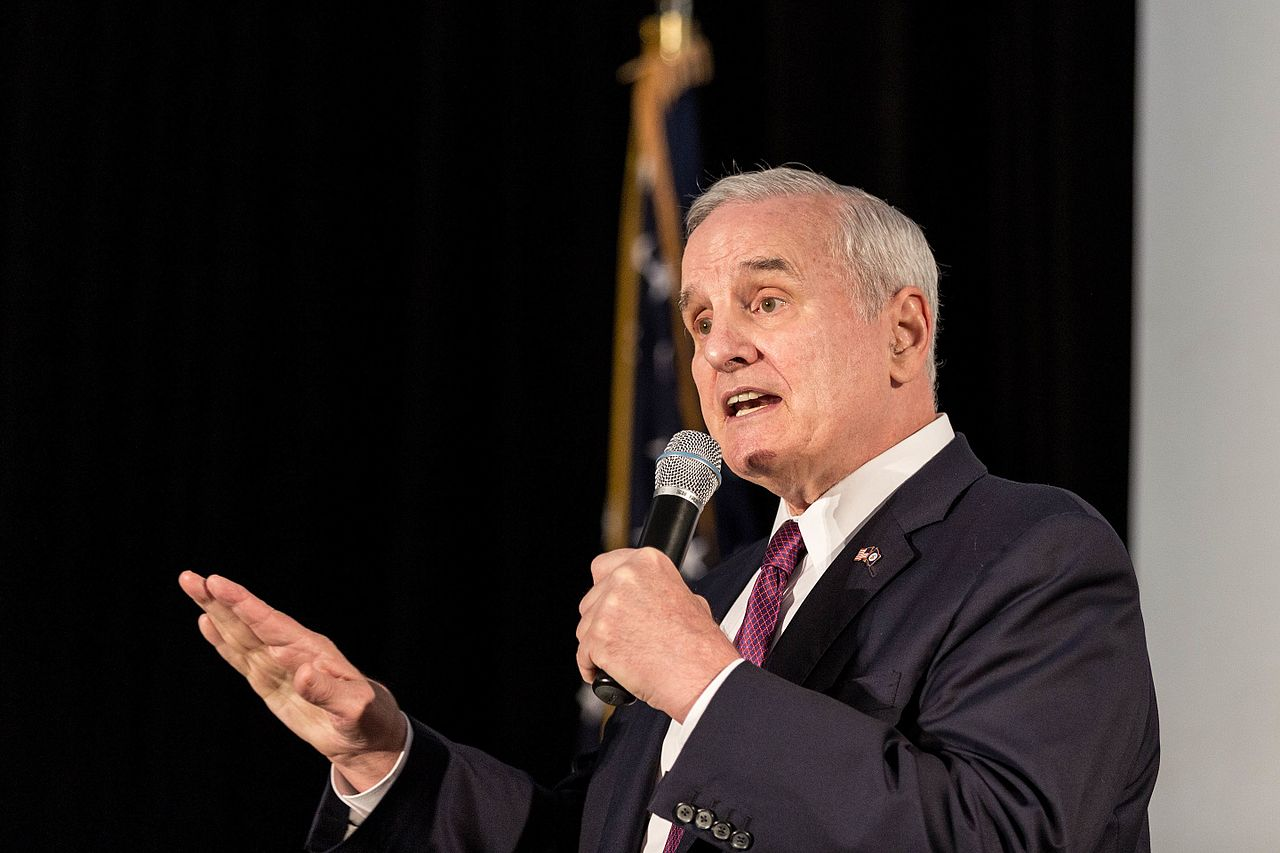 Governor Mark Dayton and the Republican Legislature worked to find common ground.
