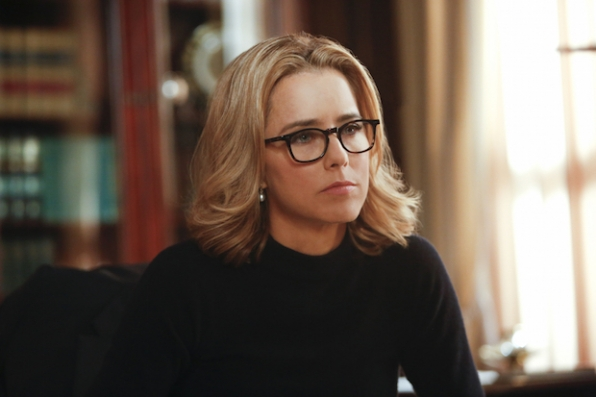 Madam Secretary explores political life for women in the White House