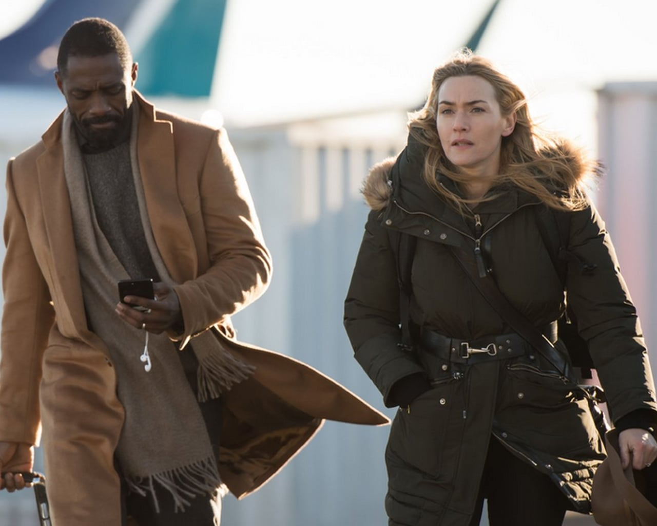 Idris Elba and Kate Winslet star in