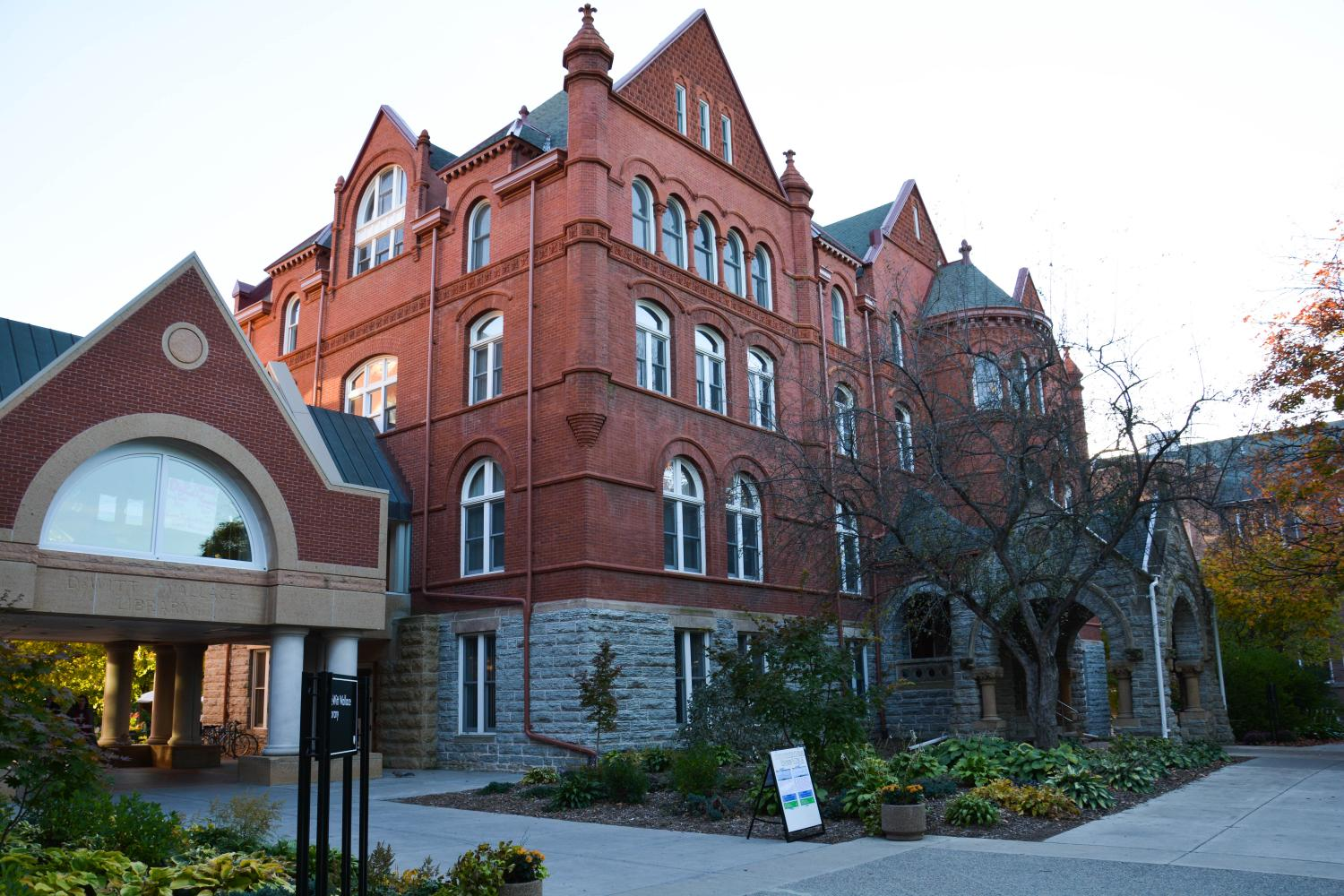 After 10 or more college visits, buildings like this one start to all look the same.