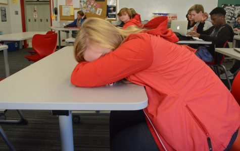 Students deal with post homecoming letdown