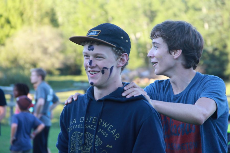 BSM students work as camp counselors over the summer