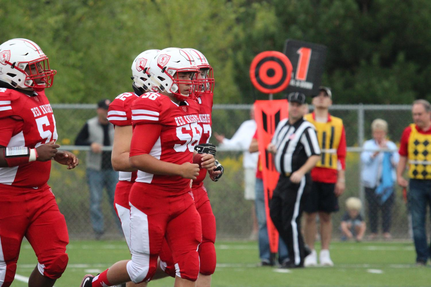 BSM football hopes to retain their State title.