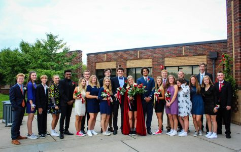 BSM crowns its 2017-2018 homecoming king and queen