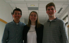 Three BSM seniors awarded the title of National Merit Scholar