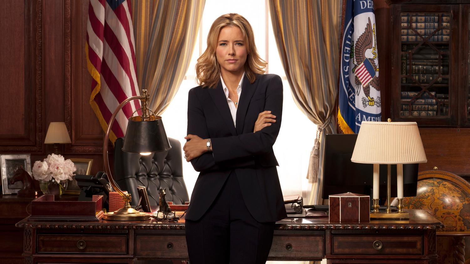 House Of Cards And Madam Secretary Use Clothing Choices To Make A