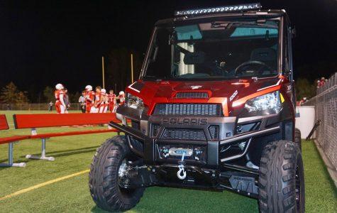 BSM gets ATV to help football team