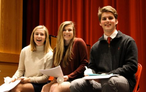 Students inducted at NHS ceremony