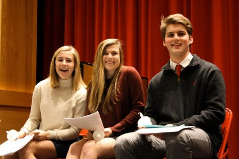 BSM students help create a merry Christmas
