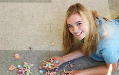 Megan Olk tries a sugar-free diet