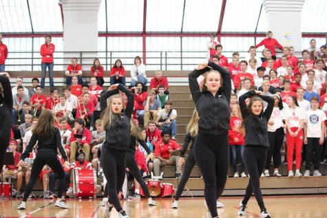 BSM dance team ready for another strong season